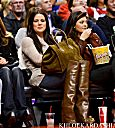 Khloe Kardashian Fansite thumb_156994044 (PHOTOS) Khloe Kardashian Odom attend a game between the New Orleans Hornets and Los Angeles Clippers