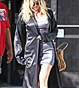 Khloé Kardashian aheads the studio