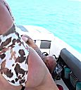 Khloe Kardashian Fansite thumb_0123 Khloé Kardashian Drunk on a Boat in This 'KUWTK' Clip Is Truly Iconic