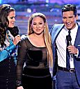 """Khloe Kardashian Fansite thumb_05_28129 (PHOTOS + VIDEOS) 06 December – Khloe Kardashian Odom onstage at FOX's """"The X Factor"""" The X Factor Top 6 to 4 Live Elimination"""