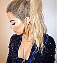 Khloé Kardashian The Late Late Show with James Corden