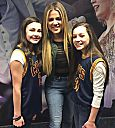 Khloé Kardashian at Cleveland Cavaliers vs. Bucks