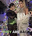 Khloe Kardashian Christmas Eve party