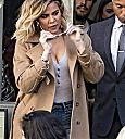 Khloe Kardashian Good American press