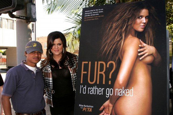 The-Clinton-H-Wallace-Show-Khloe-Kardashian-PETA-Poster-Launch-By-Clinton-H-Wallace-e10886054