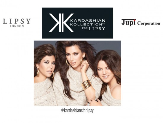 JUPI CORPORATION KARDASHIAN KOLLECTION FOR LIPSY