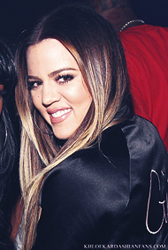 Khloe Kardashian Hosts An Evening At Tru Hollywood Nightclub