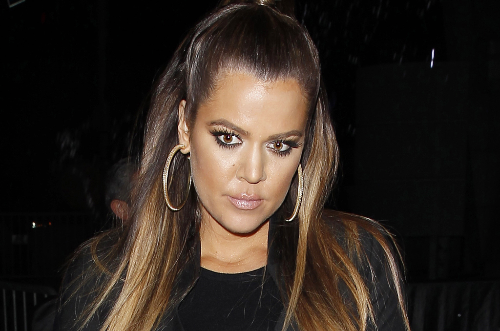 Khloe Kardashian heads to Jay Z concert in Loas Angeles