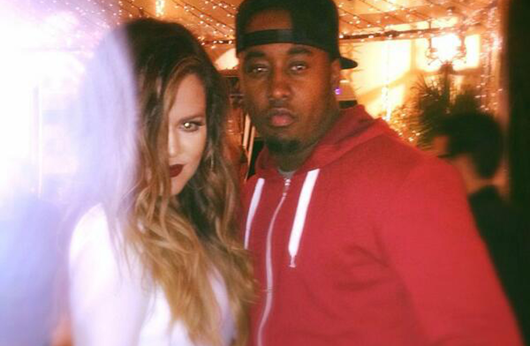 24 December – Khloe Kardashian at Christmas party with her family