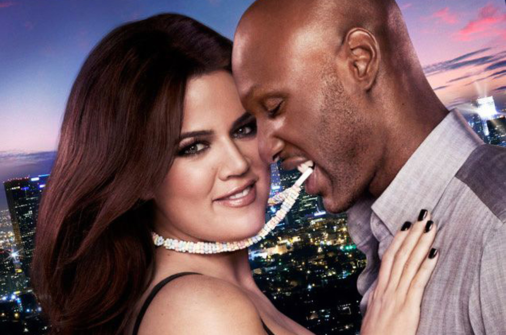 New outtakes from Khloe & Lamar photoshoot