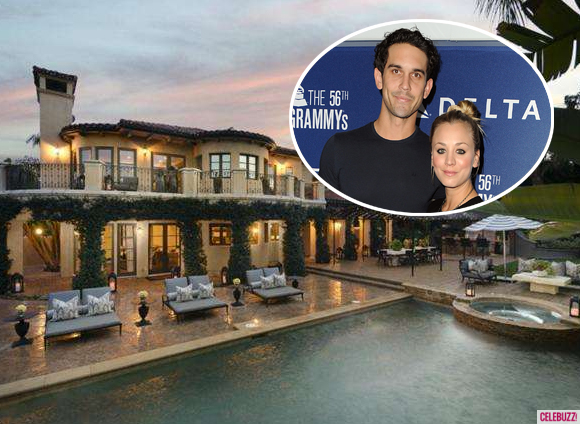 Kaley Cuoco Dropped $5.5 Million for Khloe Kardashian and Lamar Odom's Divorce Digs