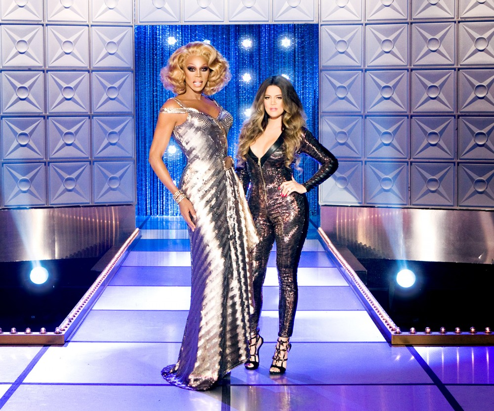 Khloe Kardashian to Guest Judge RuPaul's Drag Race