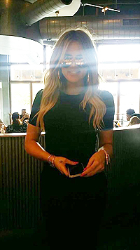 (PHOTOS+VIDEO) August 13, 2015: Khloe in Houston