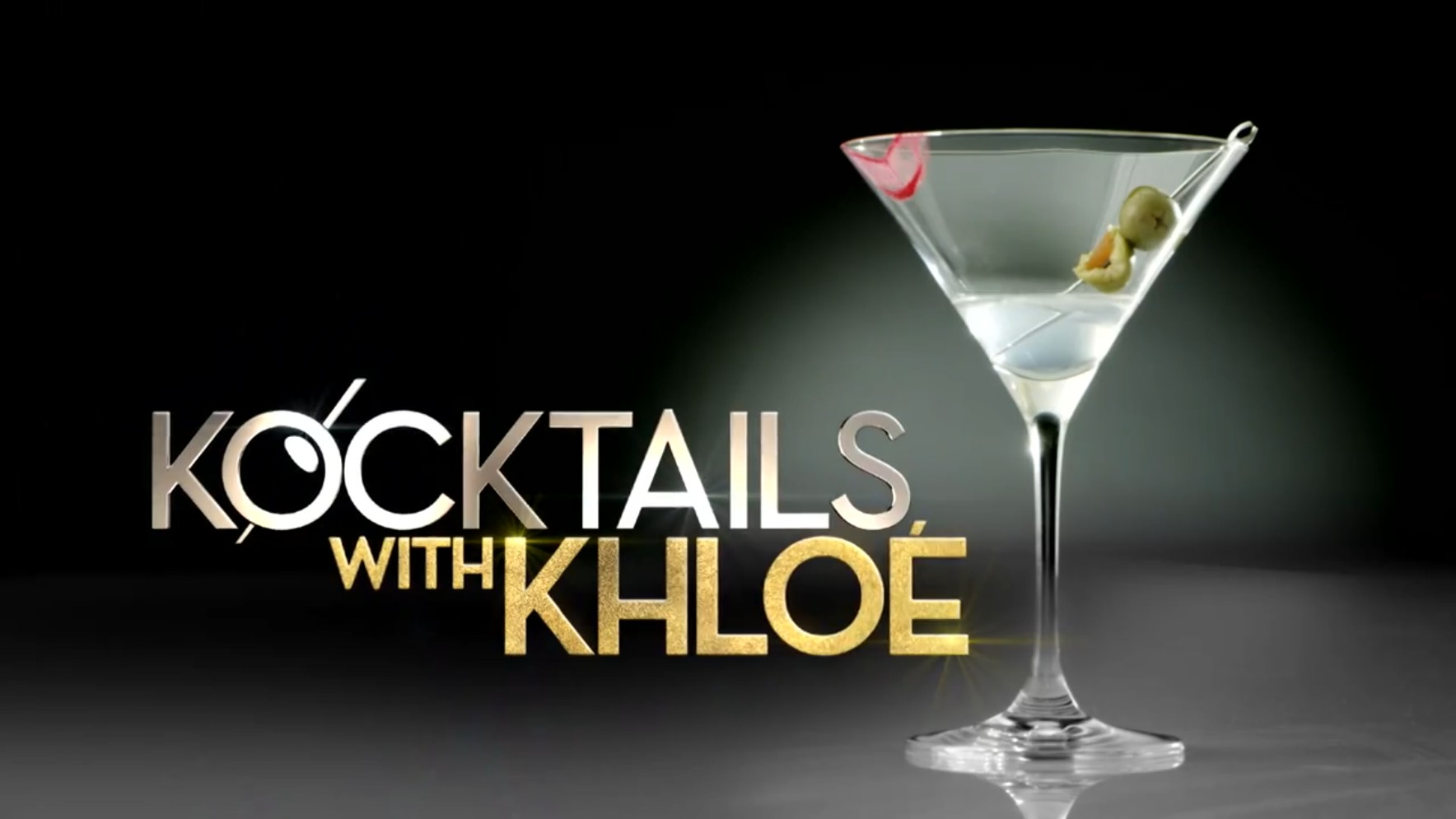 (VIDEO) Kocktails with Khloe: Official Teaser