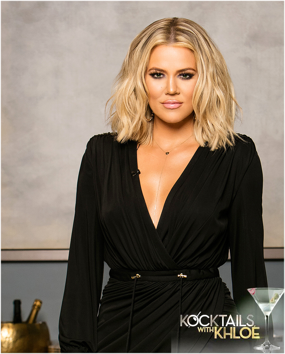 Kocktails with Khloé: Episode 02 – Bottoms Up!