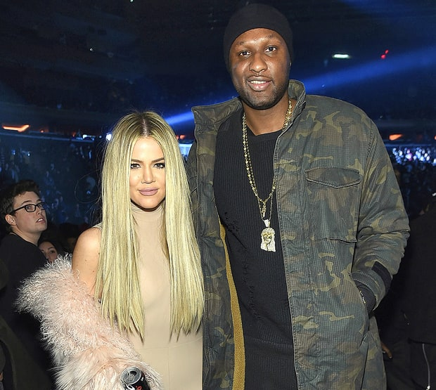 Khloé Kardashian files for divorce from Lamar Odom… again