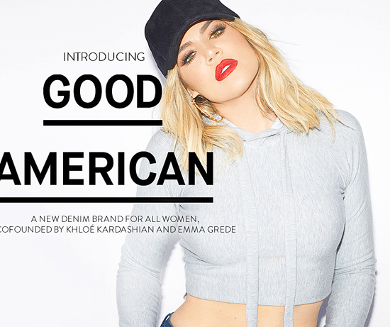 Good American is the Biggest Denim Launch in history