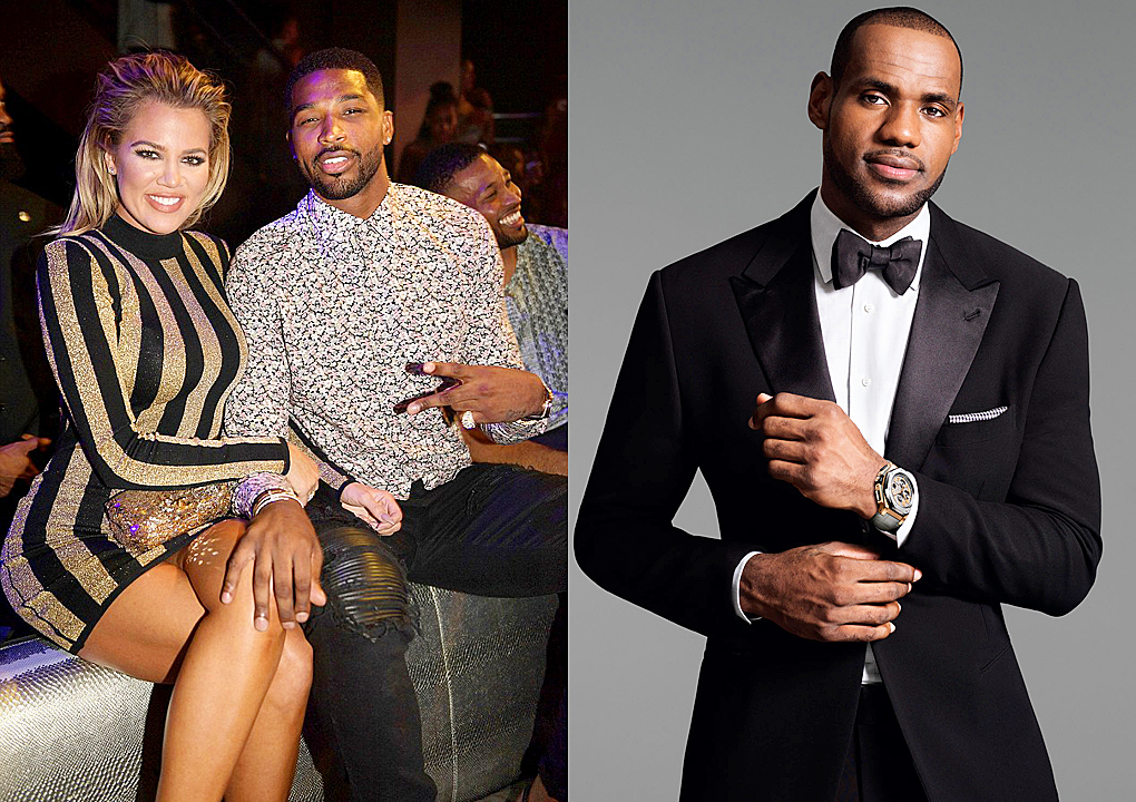 LeBron James Birthday: Khloe Kardashian & Tristan Thompson's Gift To The Captain