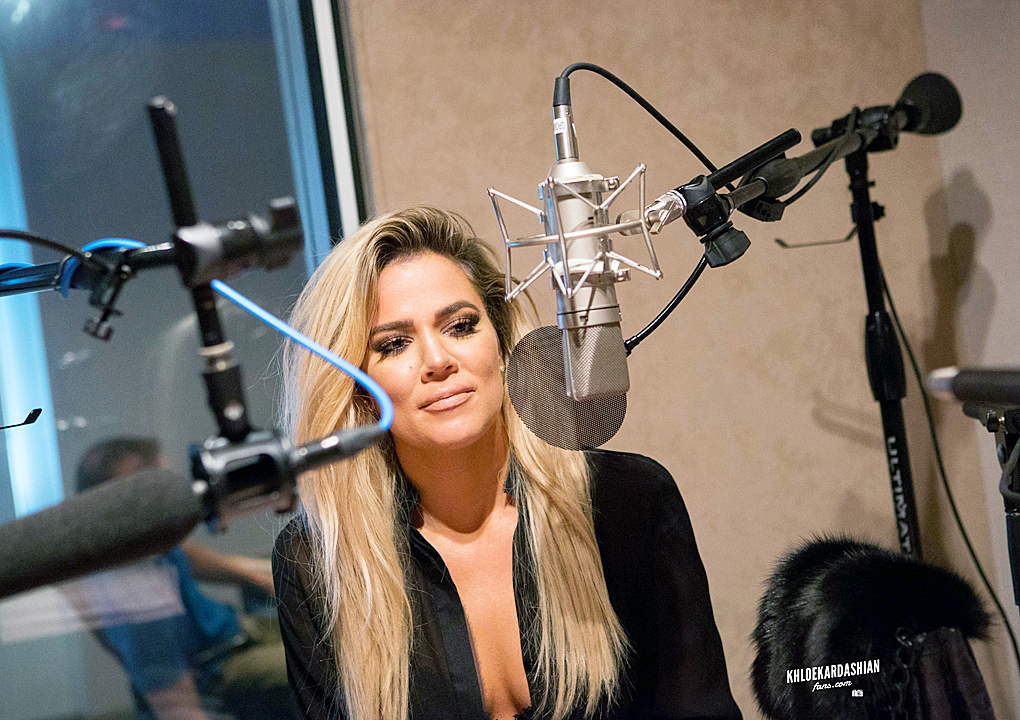 Khloe Kardashian Fansite eds AUDIO: Khloe Kardashian Talks 'Revenge Body with Ryan Seacrest