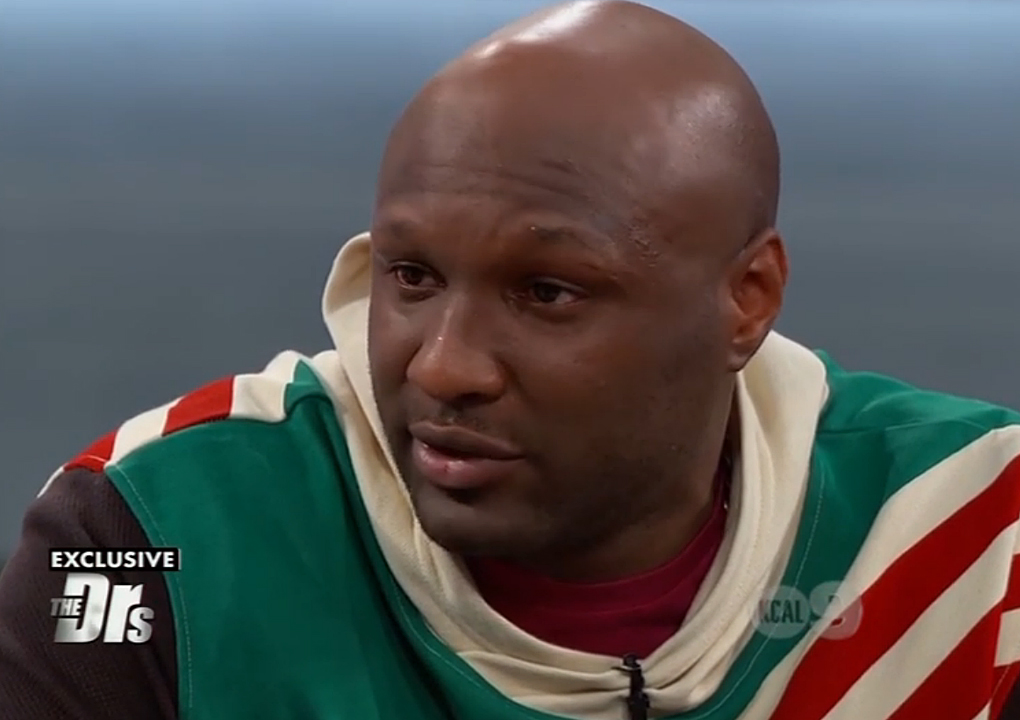 Lamar Odom Apologizes To Khloe Kardashian