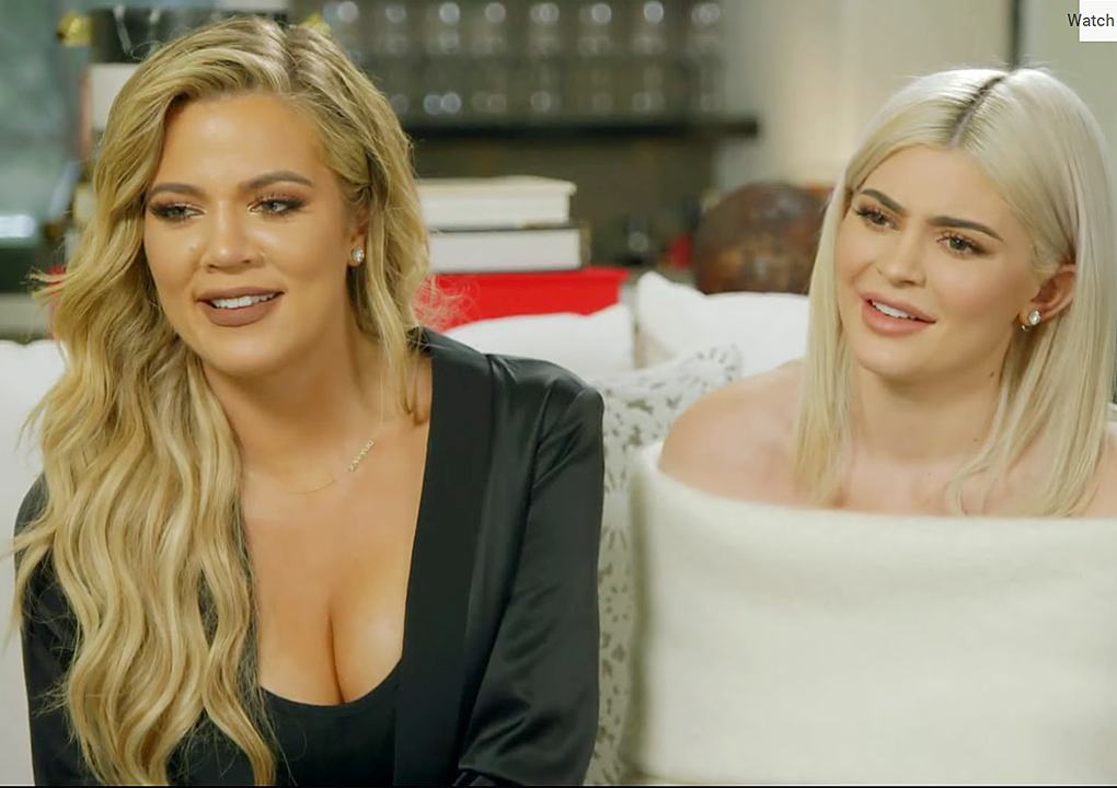 "WATCH PROMO – Khloé Kardashian & Kylie Jenner will be on  season 3 of ""Hollywood Medium with Tyler Henry"" this spring on E!"