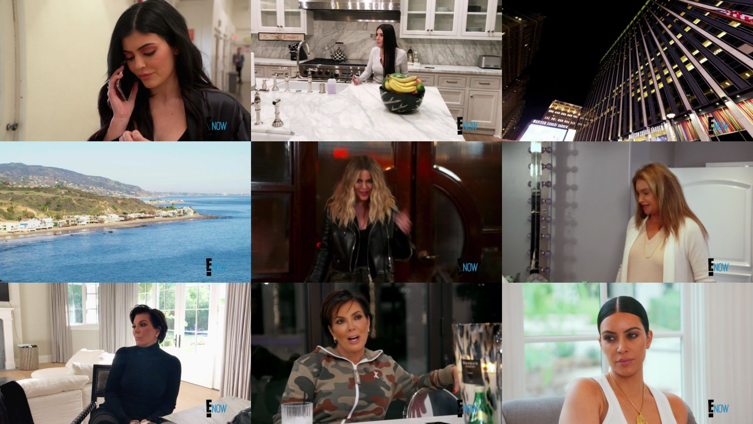 Keeping Up With The Kardashians – Episode 13.07 The Ex Files  – Video streaming, Caps & Ratings