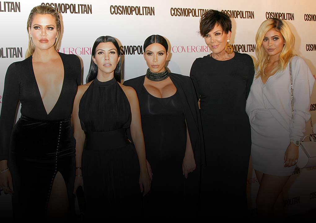 Megyn Kelly interviews the Kardashian family for NBC