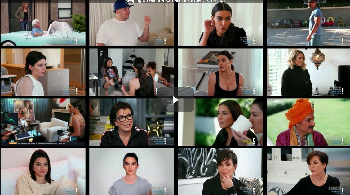 Keeping Up With The Kardashians – Episode 13.13 Loyalties and Royalties – Video streaming, Caps & Ratings