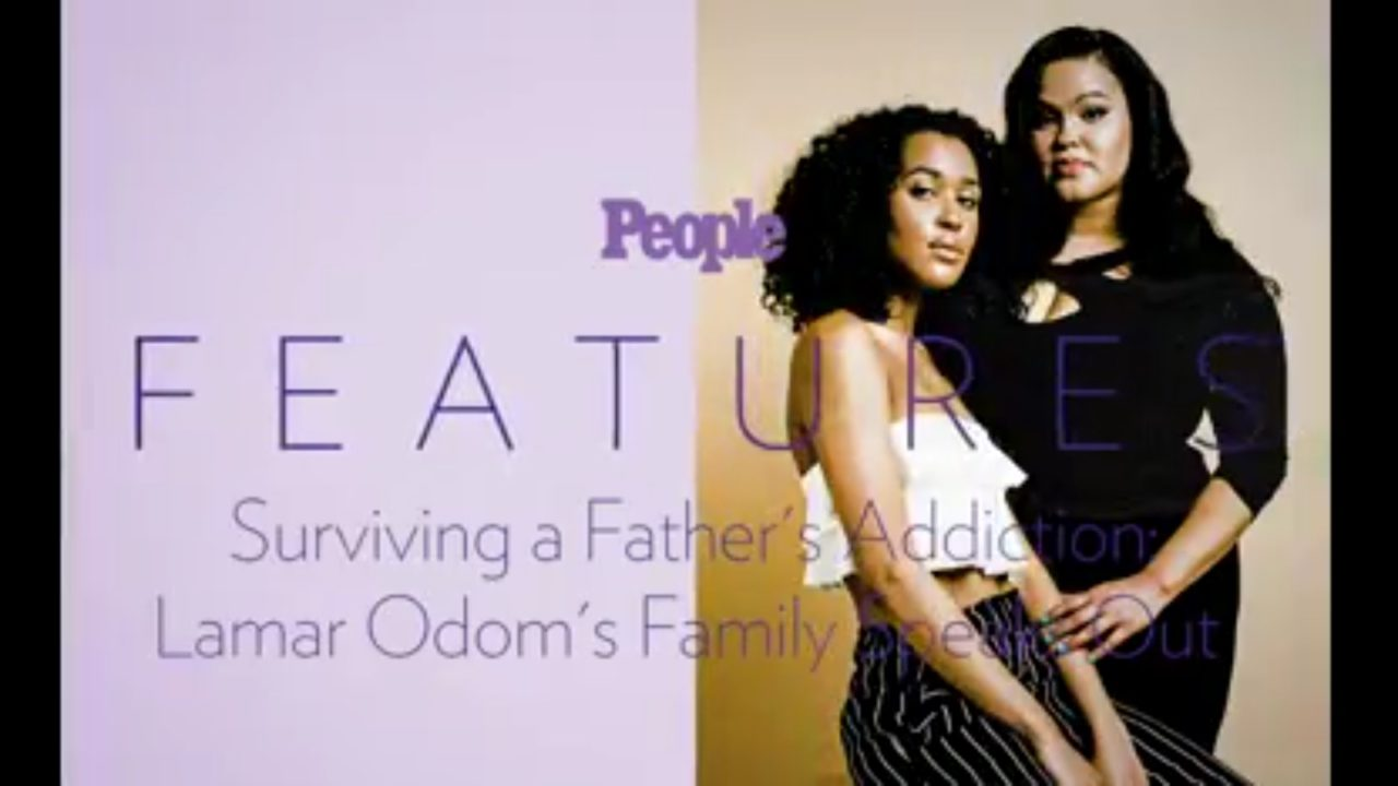(VIDEO) Destiny Odom: Lamar Odom's Relationship with His Kids Suffered Due to 'Toxic' Marriage to Khloe Kardashian