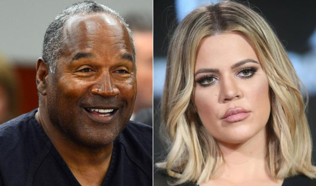 Khloé Kardashian Responds to People Referring to O.J. Simpson as Her Dad on Instagram