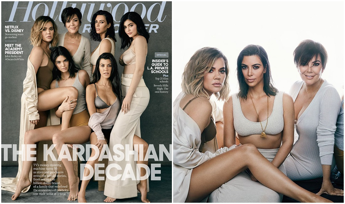 [COVER] The Kardashian Decade: How a Sex Tape Led to a Billion-Dollar Brand
