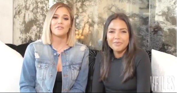 (VIDEO) Khloe Kardashian & Emma Grede: What Makes a Good American