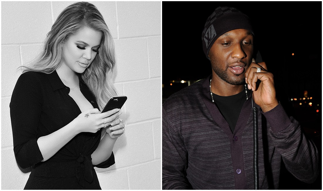 Lamar Odom is still friends with Khloe Kardashian
