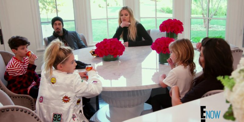 Travis Barker on Keeping up with the Kardashians