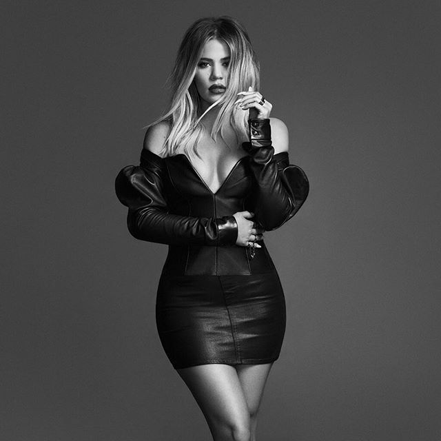 Khloe Kardashian Responds To Baby Bump Comments On Instagram