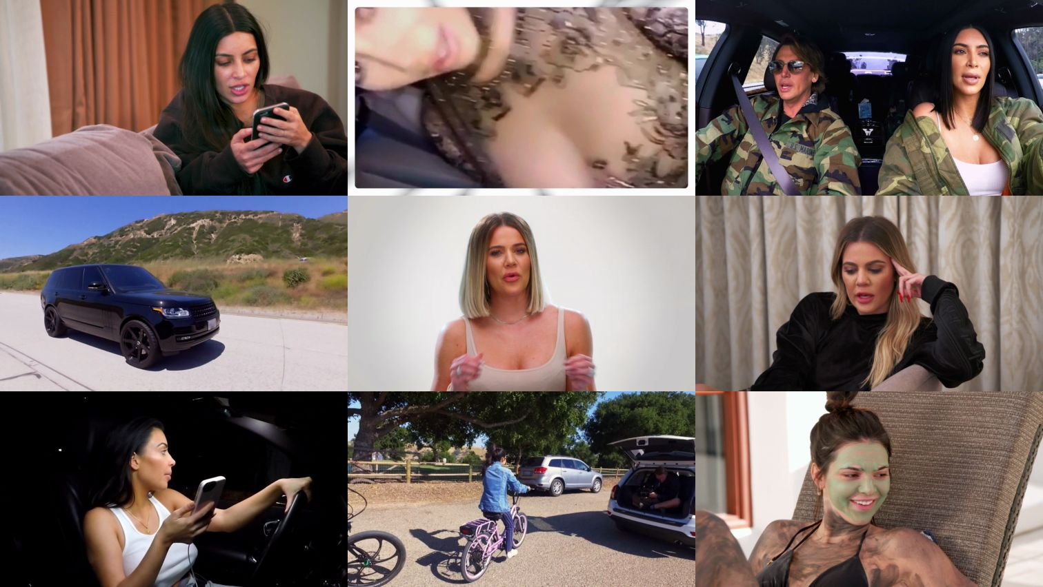 Keeping Up With The Kardashians – Episode 14.05 Clothes Quarters – Video streaming, Caps & Ratings