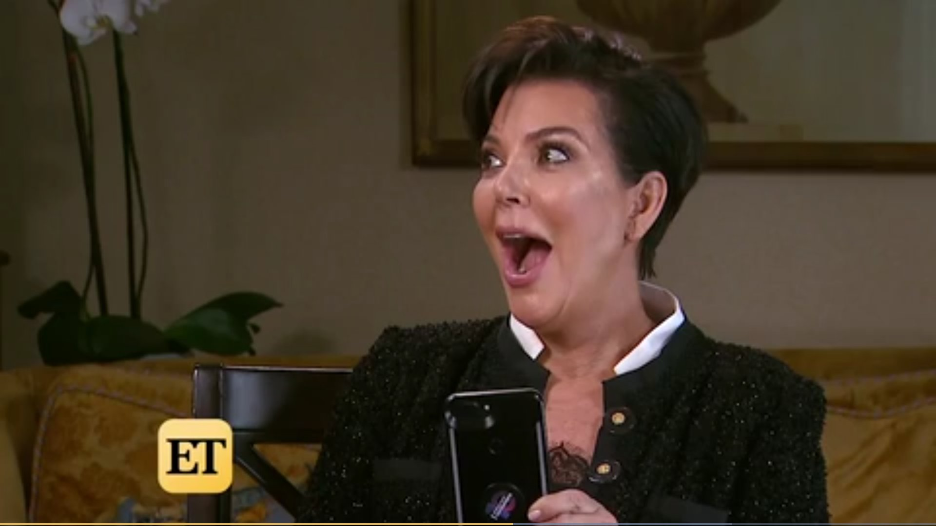(VIDEO) Kris Jenner Prank Calls Daughter Khloe About Doing 'Playboy'