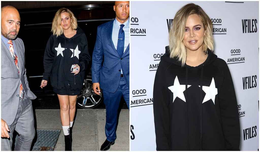 PHOTOS | October 26, 2017 – Good American and Khloe Kardashian Celebrate VFILES Pop Up Collaboration