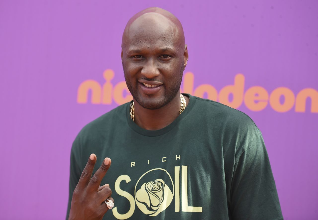 Lamar Odom's Tell-All Book Will Cover Khloe Kardashian Marriage, NBA Career and Drug Abuse