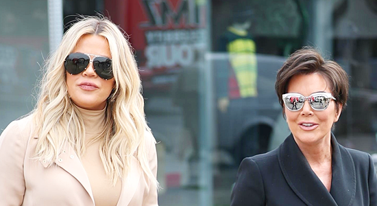 How Kris Jenner Is Preparing for Khloe Kardashian to Give Birth