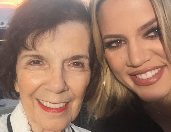 Khloé Kardashian Reveals Who Suggested Naming Her Daughter True