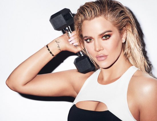 Khloé Kardashian Is Expanding Good American Into Activewear