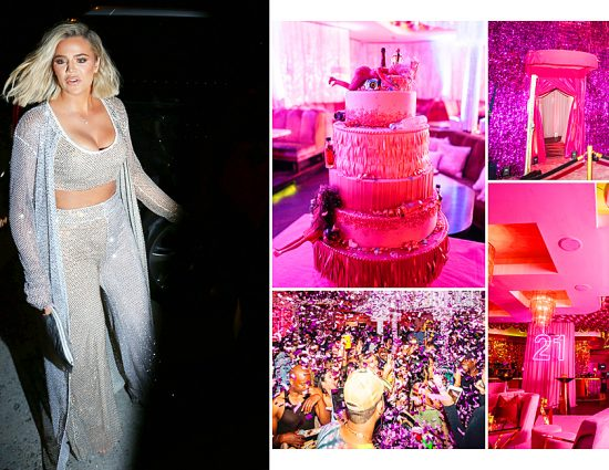 ALL DETAILS: Khloé Kardashian at Kylie Jenner's 21st Birthday Party Was Barbie-Themed