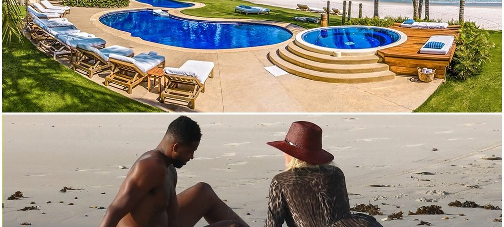 PHOTOS: Inside Khloé Kardashian and Tristan Thompson Oceanfront Mexican Vacation House