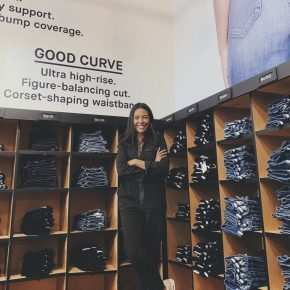 Khloe Kardashian Fansite DrmaD8iV4AASiRI-290x290 Good American's Denim and Activewear For All Curves Are Popping Up in Glendale