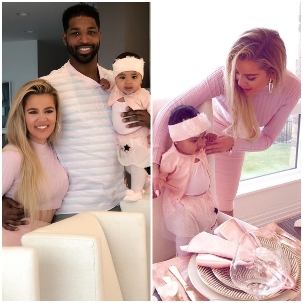ALL DETAILS: Khloé Kardashian Spends Thanksgiving with Tristan Thompson