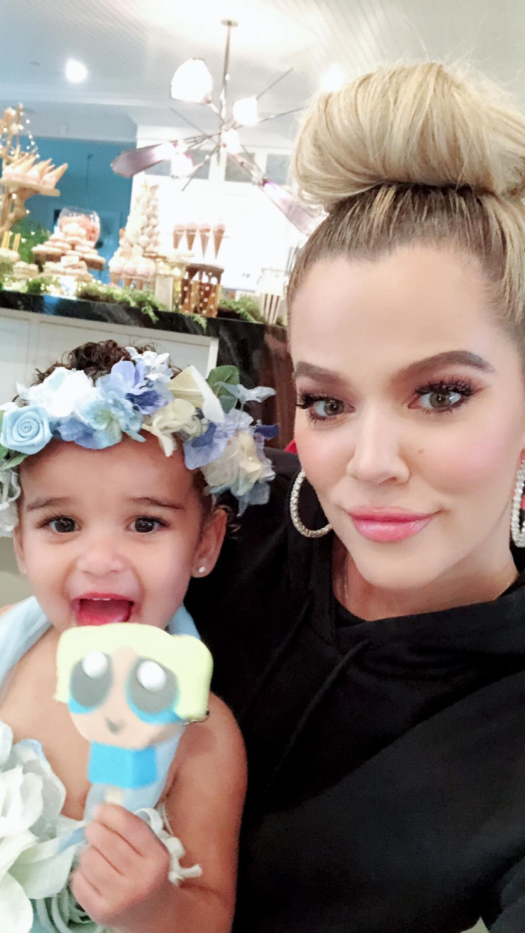Kardashian Sisters Celebrate Dream's 2nd Birthday with Fairy-Themed Party