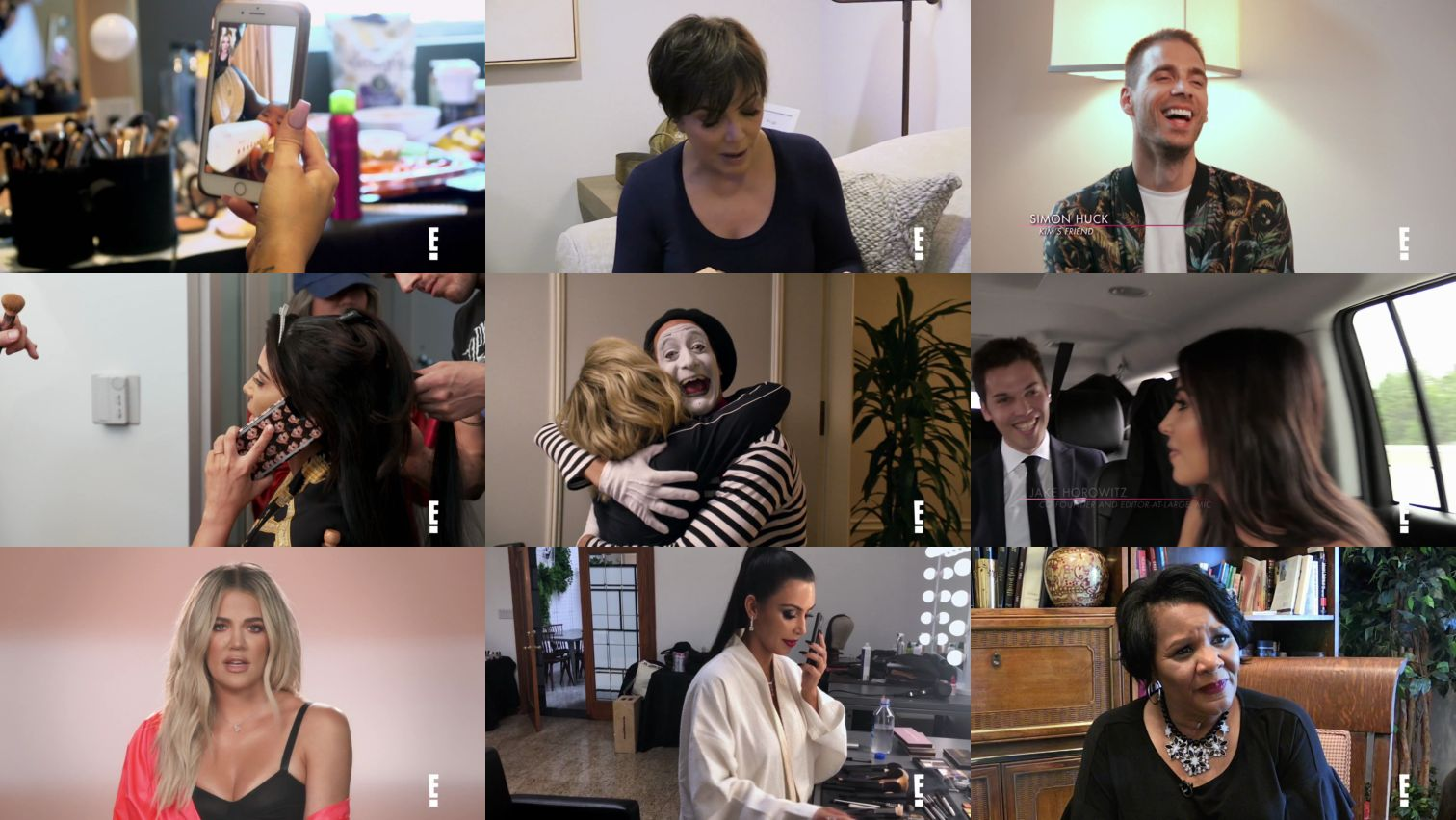 Keeping Up With The Kardashians – EPISODE 15.16 – Break Free – Video streaming, Caps & Ratings