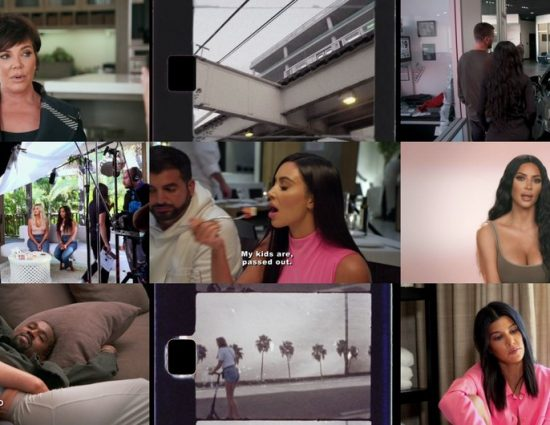 Keeping Up With The Kardashians – EPISODE 16.02 – Kourtney's Choice – Video streaming, Caps & Ratings