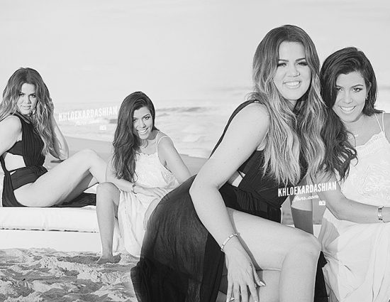 Kourtney & Khloe Kardashian To Team Up For New 'KUWTK' Spinoff